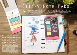 Sticky Note Pads 便利貼